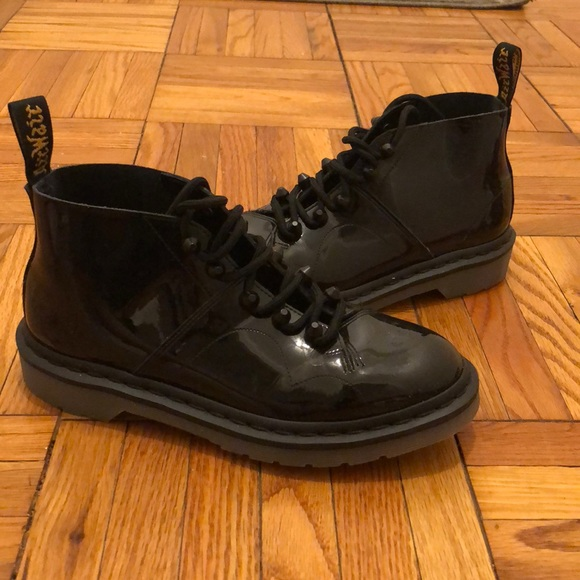 authorized site new images of best sneakers Dr Martens Church Stud Boot